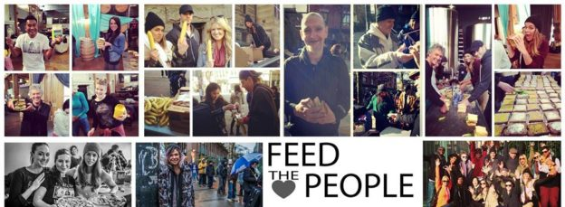 feed the people