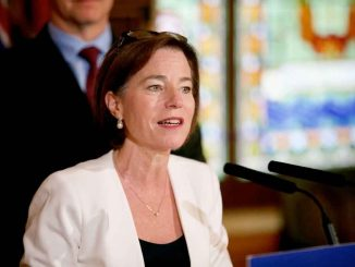 Housing Minister Selina Robinson says navigation centres will be modeled after similar facilities in the U.S. and tailored to B.C. (Mike McArthur/CBC)
