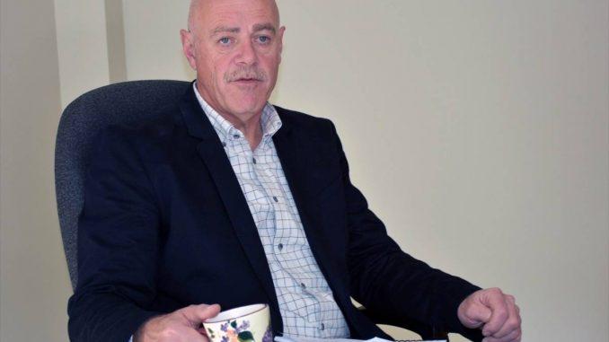 Mayor Mike Morden