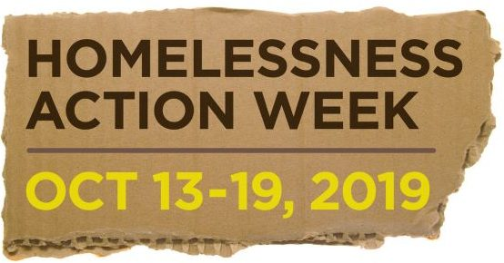 Homeless Action Week